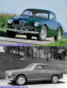 Автомобили 1940 – 1950 гг.