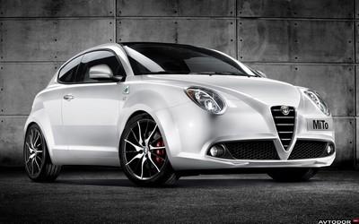 Новая MiTo SBK Limited Edition от Alfa Romeo на Парижском автосалоне