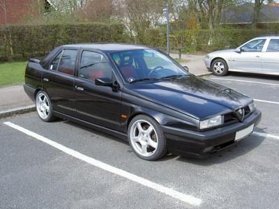 Отзывы Alfa Romeo 155