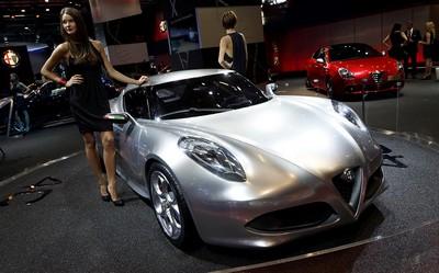 Alfa Romeo на 82 Международном автосалоне в Женеве