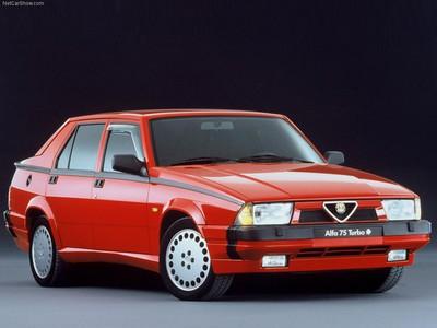 Автомобили, отзывы и описания Альфа Ромео 75