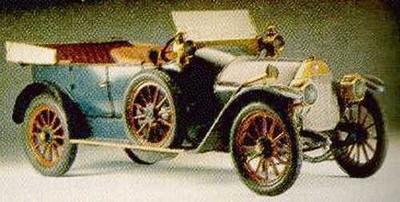 Довоенная история автомобилей Альфа Ромео