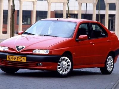 Отзыв Alfa Romeo 146